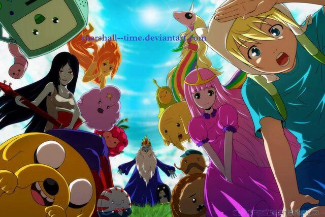 File:Adventure time by marshall time-d5lkq6r.jpg