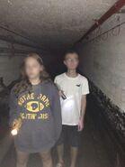 Tunnel walking