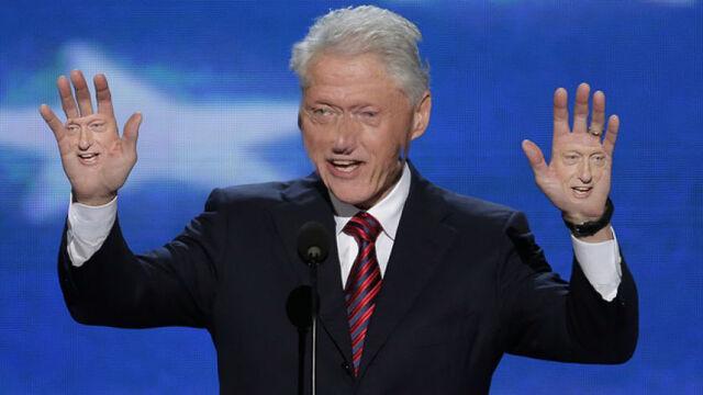 File:Bill Clinton Democratic Convention.jpg