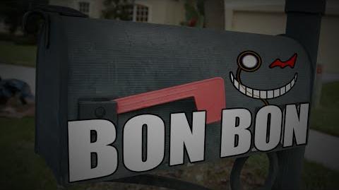 Bon Bon ~ By CrazyWords ~ Sir Ayme