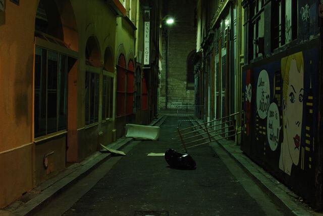 File:Creepy street by oniromancien-d4tztwb.jpg