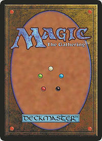 File:200px-Magic the gathering-card back.jpg