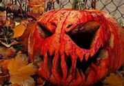 Bloody Pumpkin