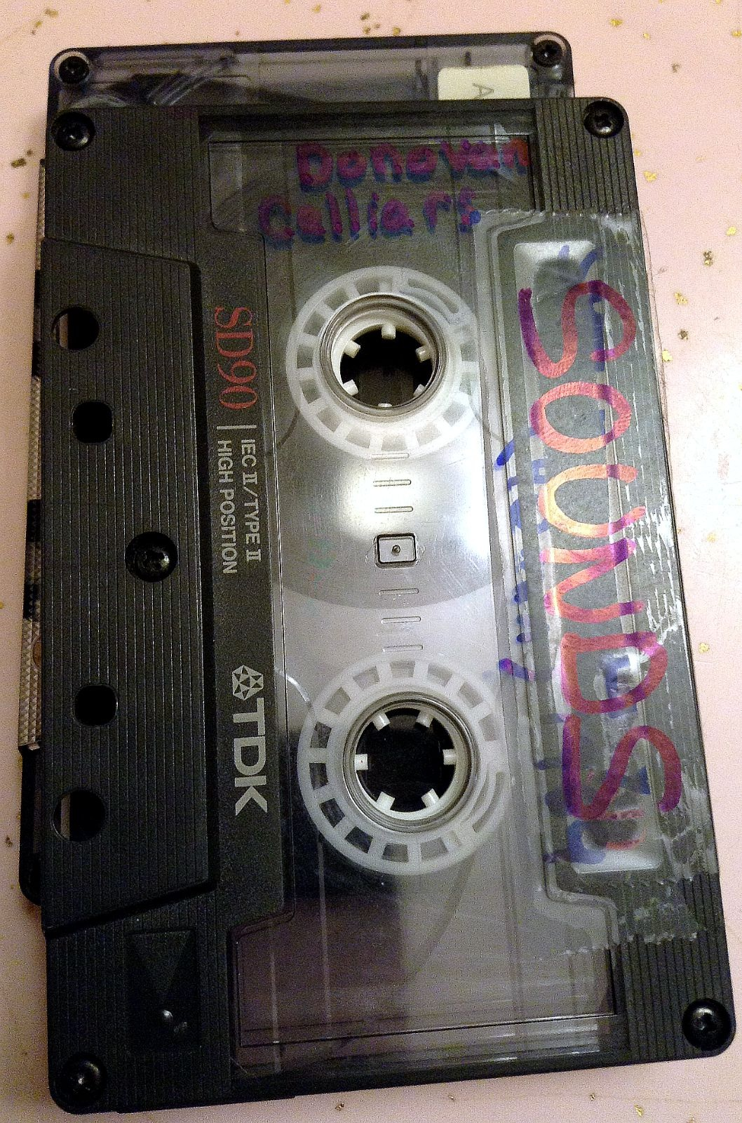 Celliars's Tapes