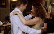 Ben dancing with Jenny Down in Vixin's Run