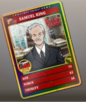 Chief King Card