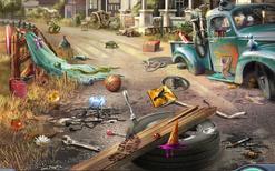 6. Dilapidated Road