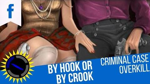Criminal Case Mysteries of the Past Case 22 - By Hook or By Crook 4 6