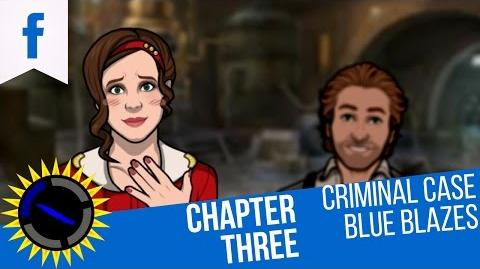 Criminal Case Mysteries of the Past Case 21 Blue Blazes - Chapter 3