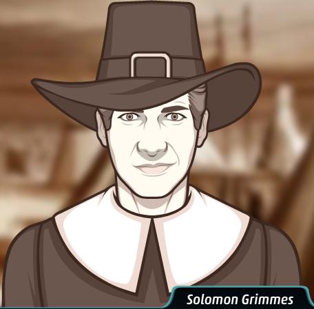 Solomon Grimmes