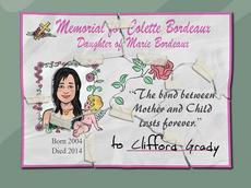 Memorialcard