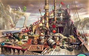 Sailing Ship 1642