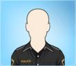 Black Police Shirt