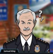 Wondering King