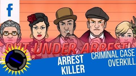 Criminal Case Mysteries of the Past Case 22 - Overkill Arrest Killer!
