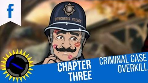 Criminal Case Mysteries of the Past Case 22 - Overkill Chapter 3