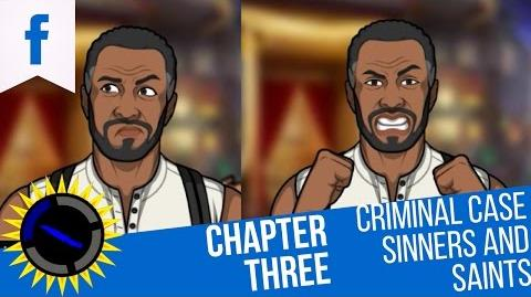Criminal Case Mysteries of the Past Case 19 Sinners and Saints Chapter 3