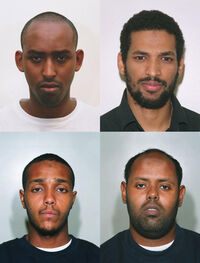 The London Bombers