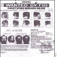 Wilder wanted poster