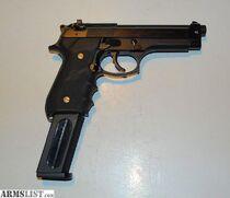 Beretta 92FS Extended