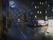 PC GAME - EXTERIOR NYC HOPITAL