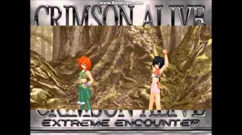 Crimson Alive Extreme Encounter (PC) - Himeno Anekouji walkthrough (1 of 4)