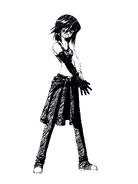 Himeno sketch portrait