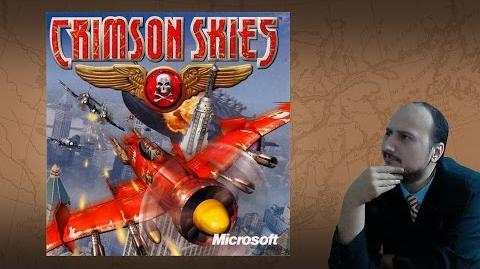 "Gaming History Crimson Skies ""Romance at its finest"""