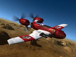 Plane Vampire