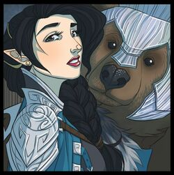 """Image of Vex'ahlia.""}}"