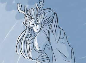 Vaxleth Kiss Before Umbrasyl