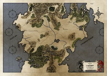 Map of TalDorei