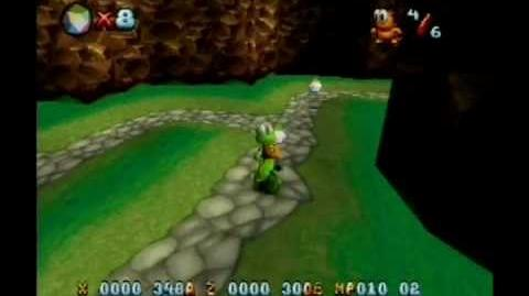 Croc: Legend of the Gobbos - March 1997 Prototype