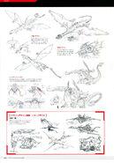 DRAGONS Concept Artwork