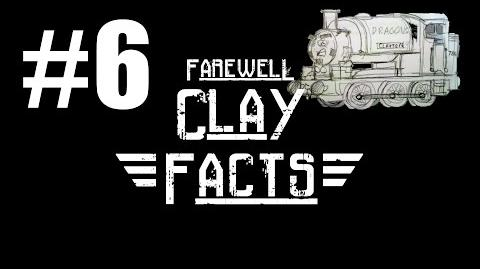 Farewell Clay Facts 6- The Mail Bag Snag