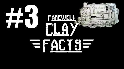 Farewell Clay Facts 3- From Dusk Until Dawn