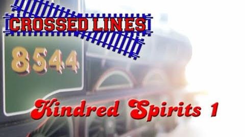 Crossed Lines 8 'Kindred Spirits' Part 1
