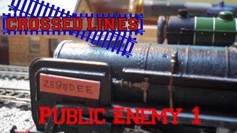Crossed Lines Pilot 'Public Enemy' Part 1-1