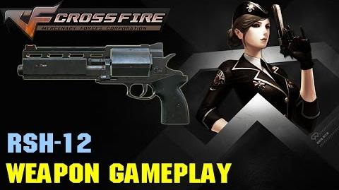 Chinese CrossFire - RSH-12