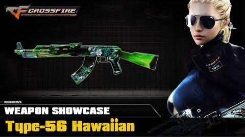 CrossFire VN - Type-56 Hawaiian