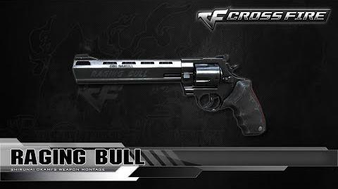 CrossFire Vietnam Raging Bull ☆