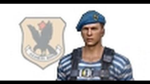 Cross Fire Russia -- ВДВ (Russian Airborne Forces) Telnyashka -Character Review-!