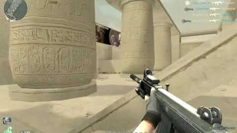 CrossFire NA Micro Galil Silenced Gameplay