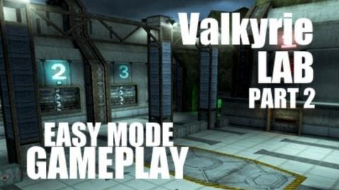 CrossFire Valkyrie Lab Zombie Mode Part 2