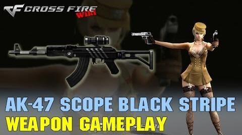 CrossFire - AK-47 Scope BS - Weapon Gameplay