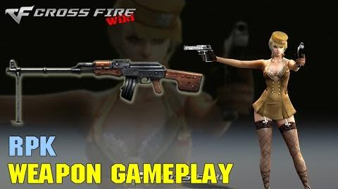 CrossFire - RPK - Weapon Gameplay
