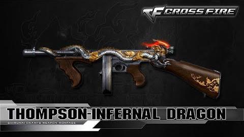 CrossFire Vietnam Thompson-Infernal Dragon ☆-1
