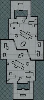 Ruins Tact Map