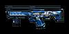 KSG15 BLUE SILVER DRAGON