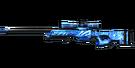 Sniper AWM-Blue Diamond